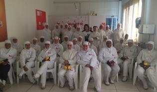 Companhia Minuano de Alimentos comemora o Dia da Mulher - Foto 1