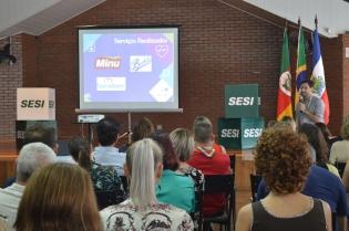 Minuano participa do programa Ação Global da Rede Globo - Foto 3