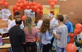 Minuano participa da Ação Global, em Lajeado - Foto 5
