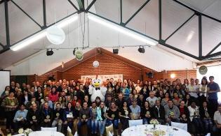 Minuano celebra o evento Jubilados 2018 - Foto 1