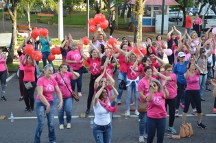 Minu participa de evento Parque Rosa - Foto 1