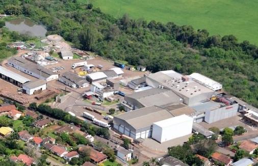 Companhia Minuano, Abatedouro de Aves localizado na cidade de Lajeado/RS.